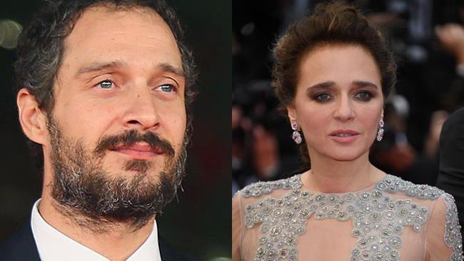 Claudio Santamaria e Valeria Golino