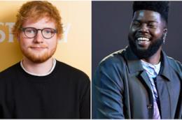 Ed Sheeran e Khalid