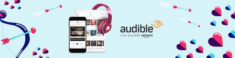 San Valentino Amazon audible