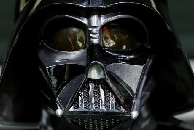 La maschera di Darth Vader