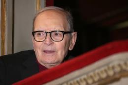 Il maestro ennio Morricone si esibirà al Lucca Summer Festival