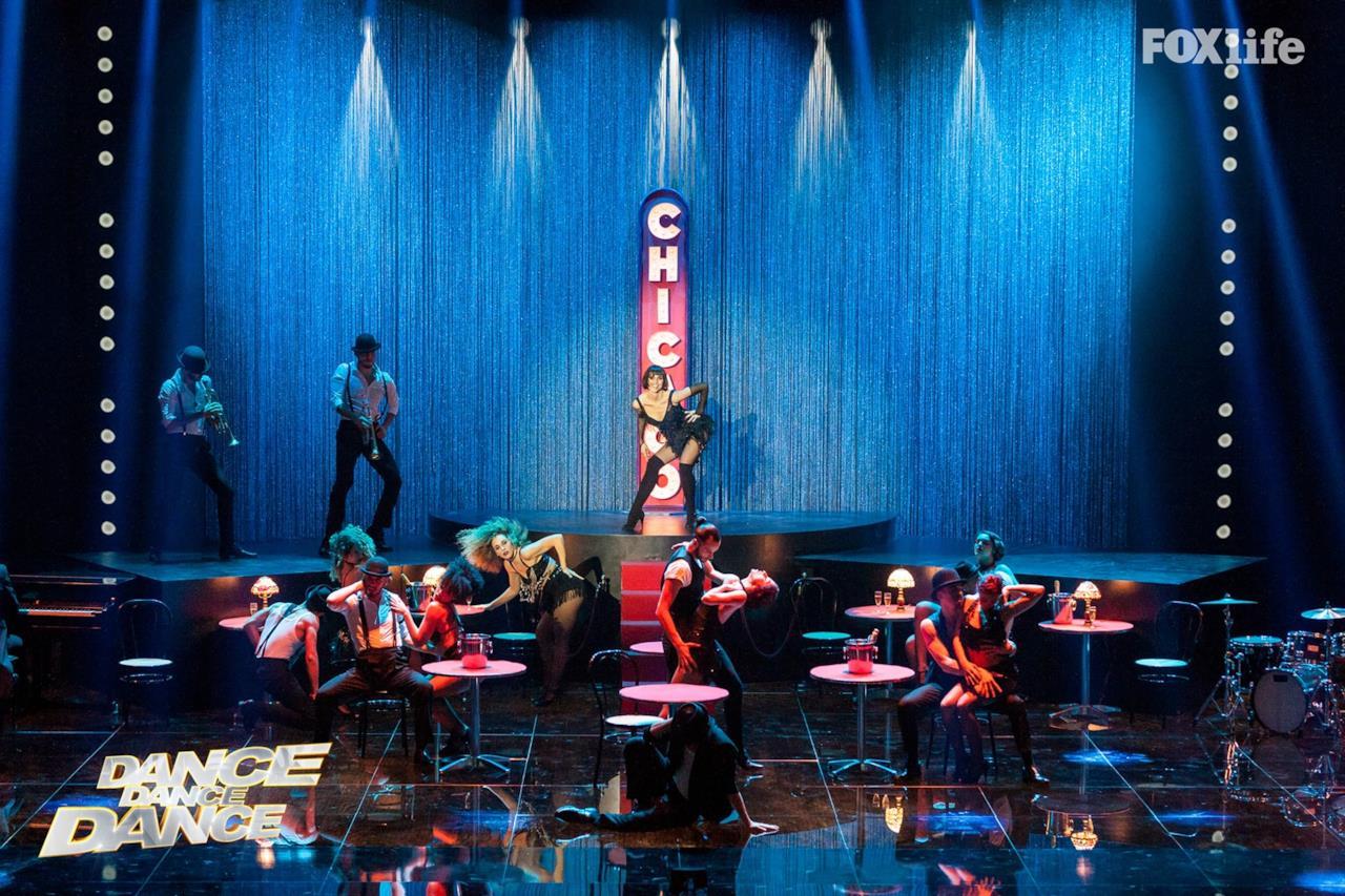 Dance Dance Dance 2 Puntata 4 Esibizione Susy Laude
