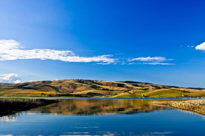 Lago Irpinia Avellino