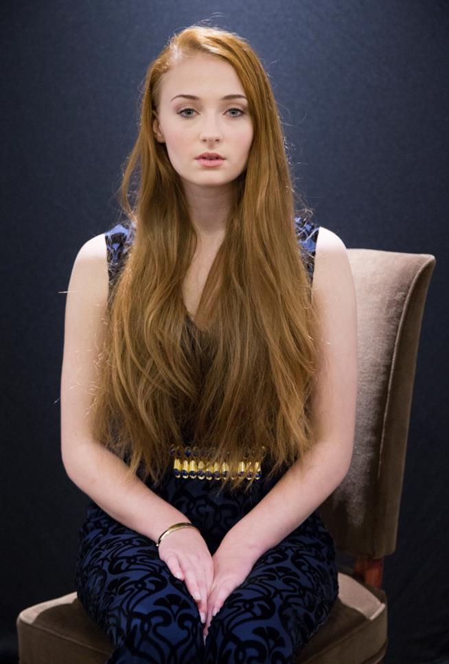 Ritratto di Sophie Turner