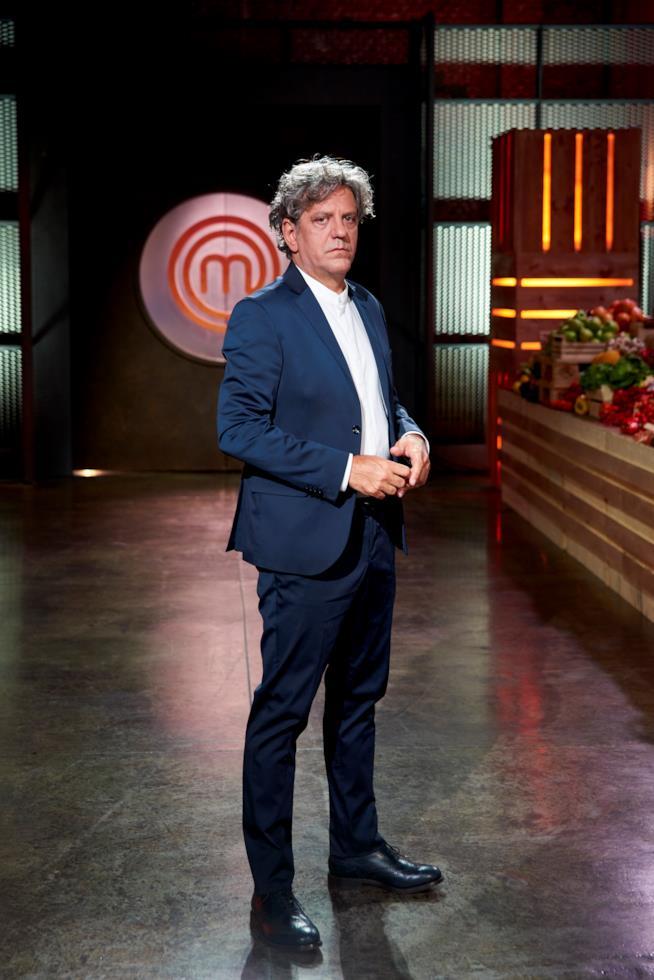 Il nuovo giudice di MasterChef Italia Giorgio Locatelli
