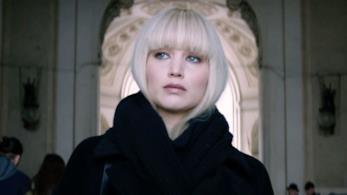 Jennifer Lawrence nel trailer del film Red Sparrow