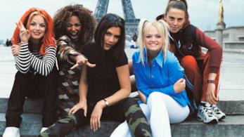 Le Spice Girls,  fenomeno degli adolescenti