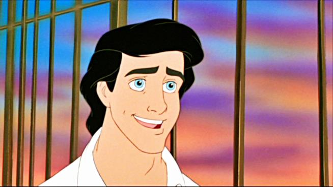 Principe Eric - La Sirenetta