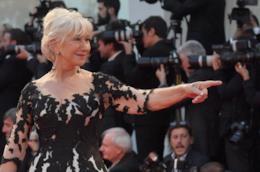 Helen Mirren alla 74a Mostra del Cinema di Venezia