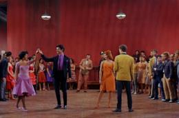 Una immagine del ballo dal film West Side Story