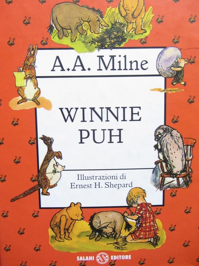 Libro Winnie the Puh