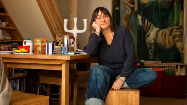La scrittrice Ali Smith