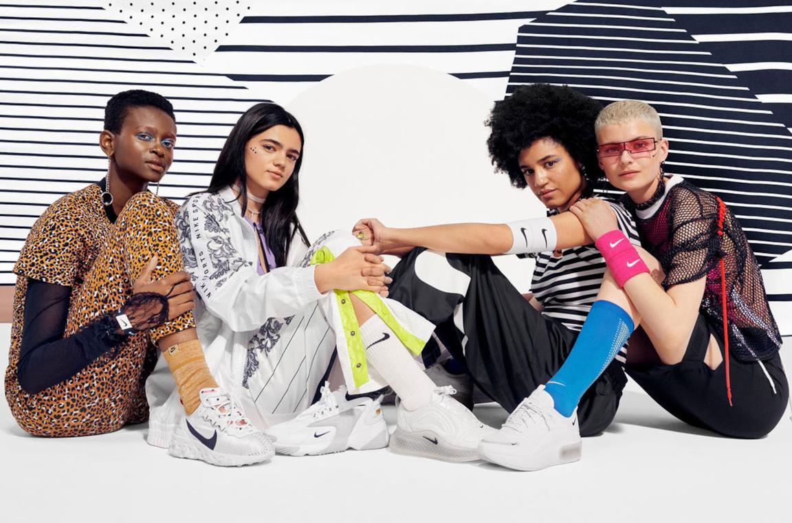 Nike Unité Totale è la nuova collezione di sneakers e abbigliamento ispirati allo stile francese