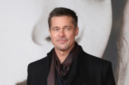 Brad Pitt alla première del film Allied