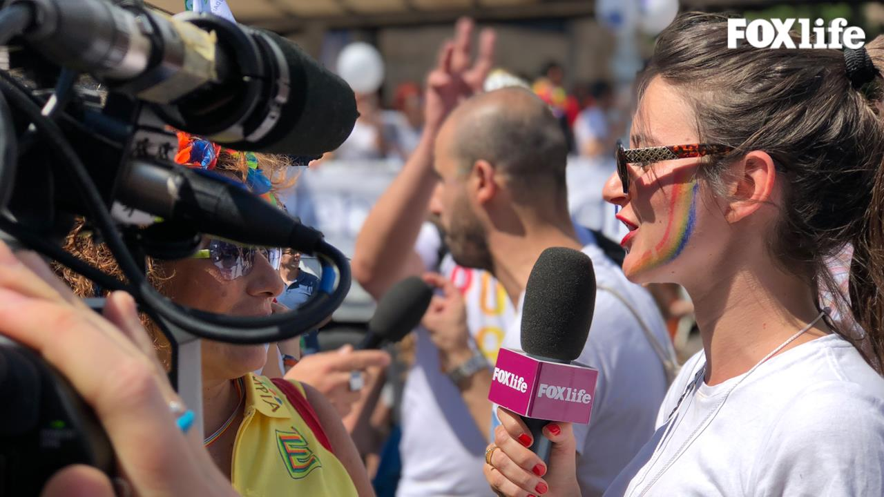 Roma Gay Pride 2018 - Il reportage di FoxLife