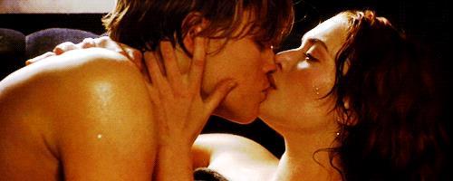 Una scena d'amore in Titanic