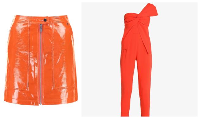Terracotta, gonna e tuta jumpsuit estate 2018