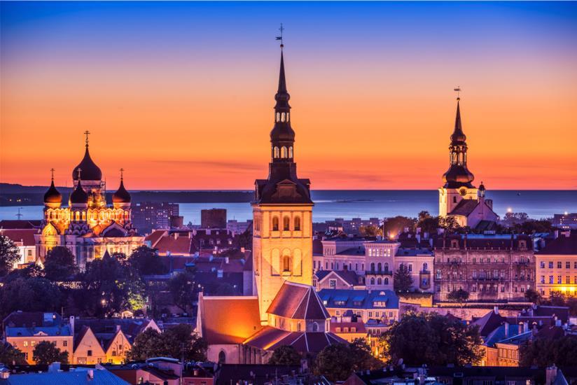 La magia di Tallinn