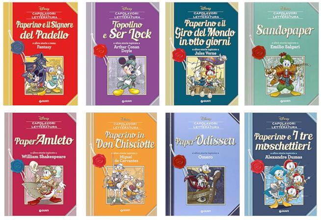 I classici firmati Disney