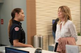 Station 19 2: le immagini del crossover con Grey's Anatomy 15