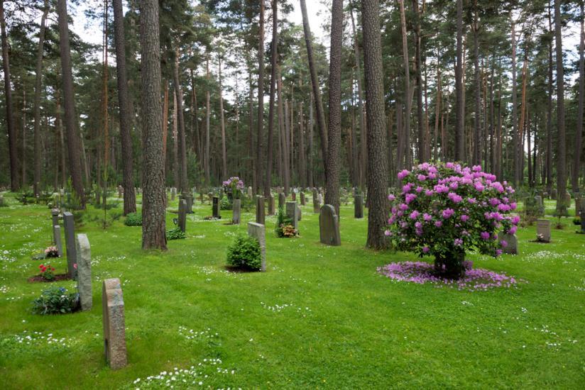 Skogskyrkogården: il cimitero di Stoccolma