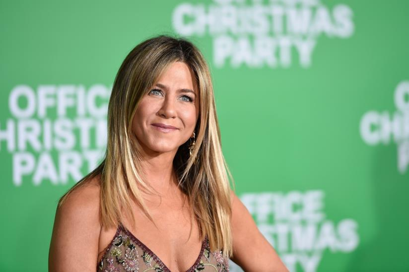 Jennifer Aniston sul carpet