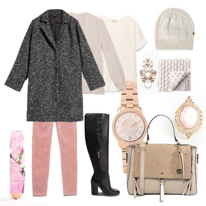 e4530f9211 FoxLIfe Outfit da pioggia in inverno