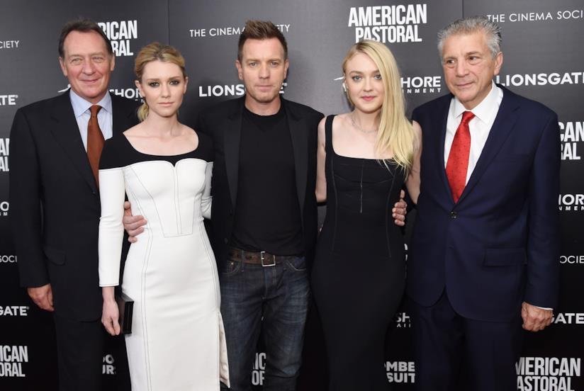 La crew del film American Pastoral diretto da Ewan McGregor un fiasco al botteghino