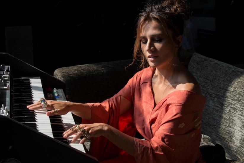 la cantante Chiara Civello