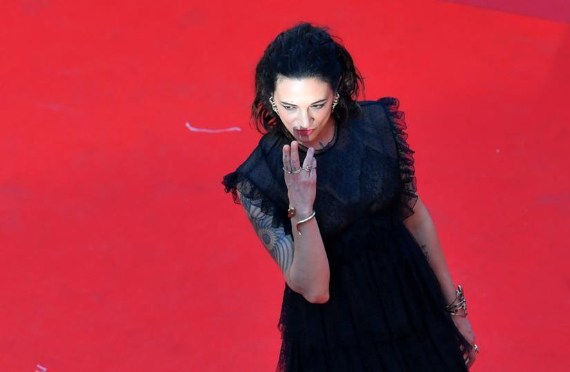 L'attrice e regista Asia Argento