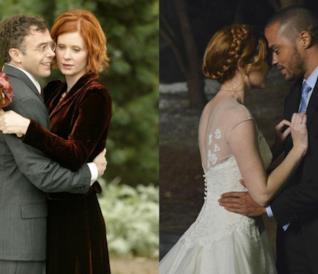 San Valentino: qual è il Matrimonio più romantico delle Serie TV?