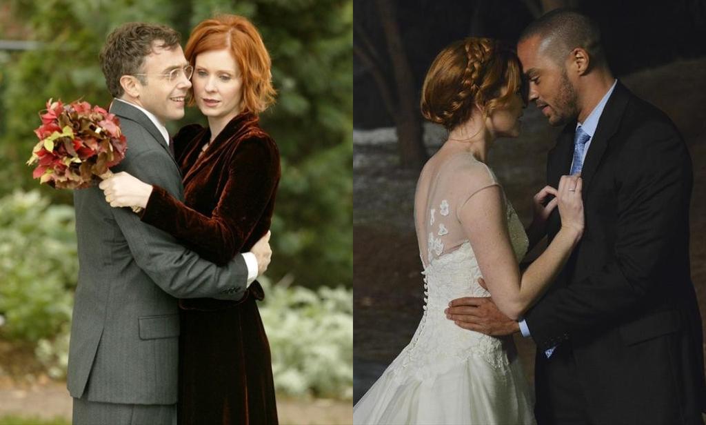 Matrimonio Tema Serie Tv : San valentino qual è il matrimonio più romantico delle