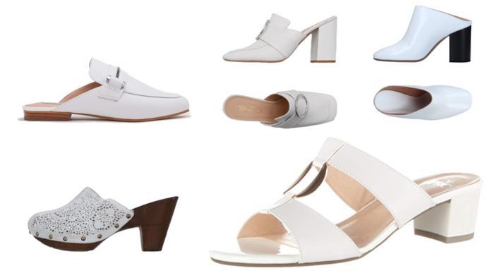 Le mules da avere per la moda estate 2018