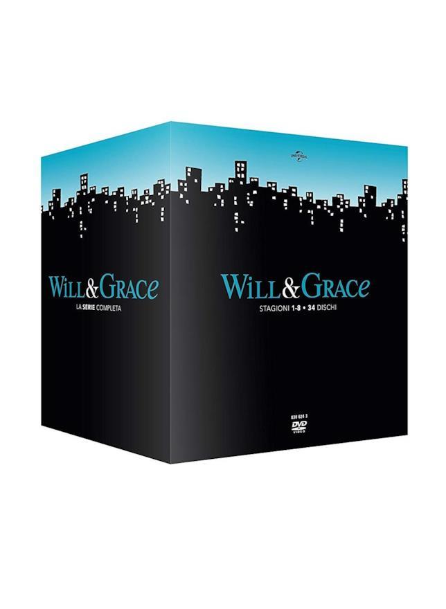 Il cofanetto di Will & Grace