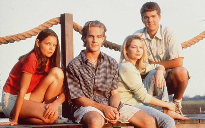 I protagonisti di Dawson's Creek