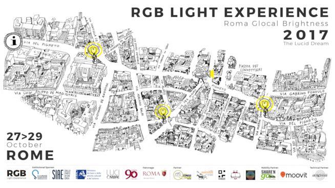 Mappa 2017 RGB Light Experience