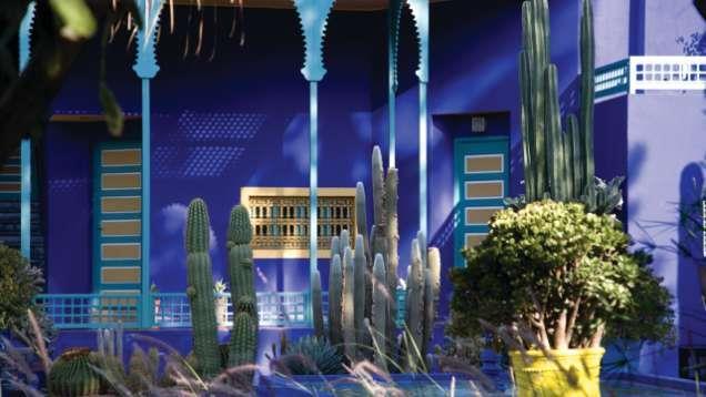 Esterno di Villa Oasis