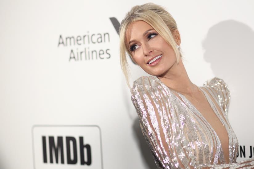 Una foto di Paris Hilton