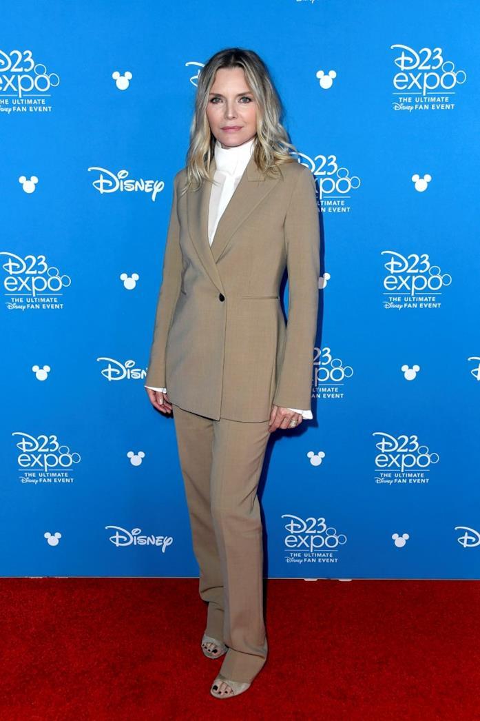 Michelle Pfeiffer sul red carpet