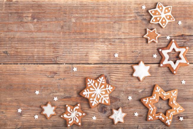 Ricette Di Biscotti Da Regalare A Natale.Le Migliori Ricette Di Biscotti Per Natale