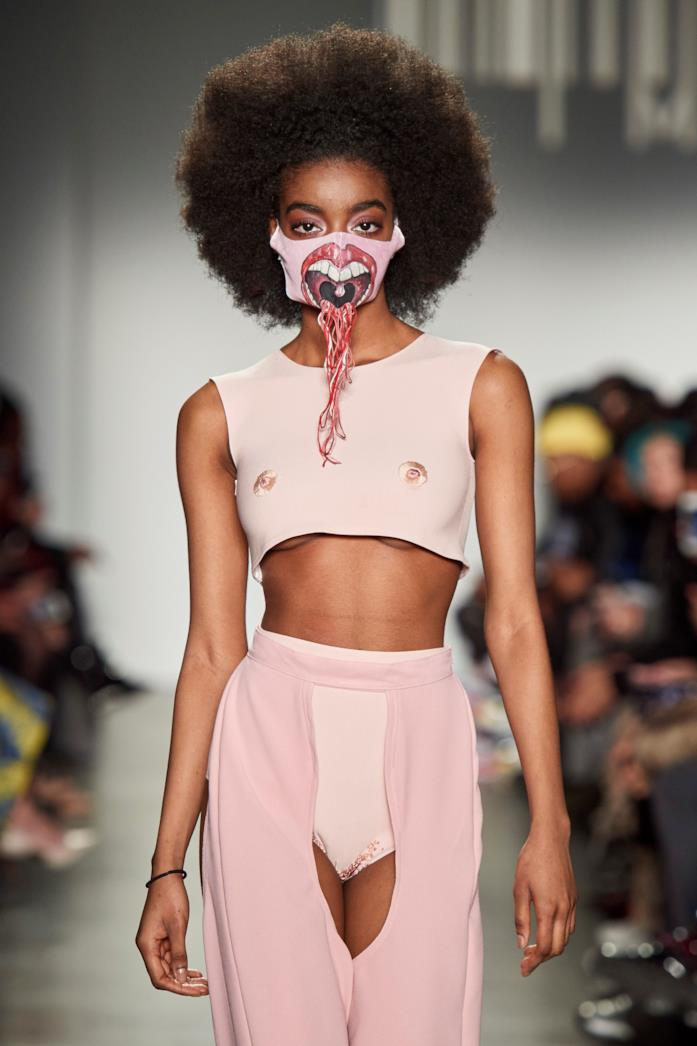 Caafd NY Fashion Week 2019 2020