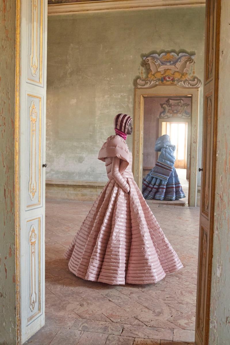 Sfilata MONCLER Collezione Donna Autunno Inverno 19/20 Milano - 31