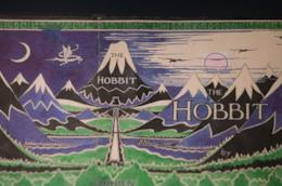 La copertina dell'edizione originale de Lo Hobbit