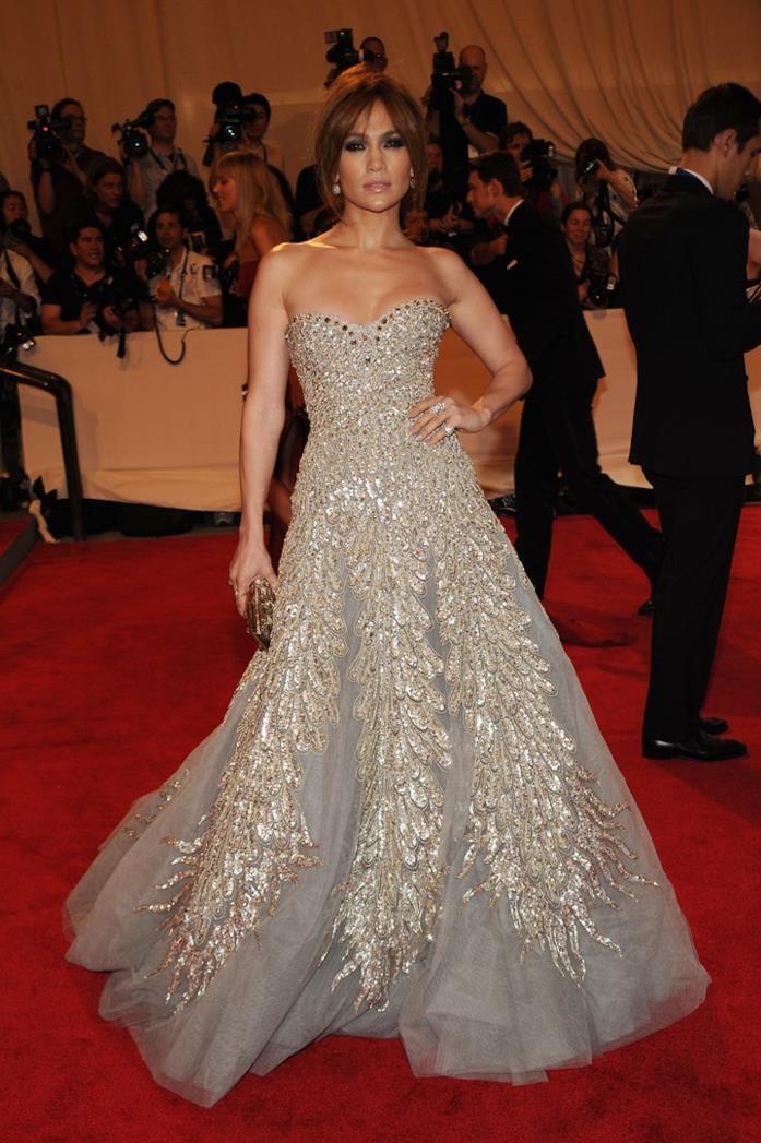 Jennifer Lopez al MET Gala 2010
