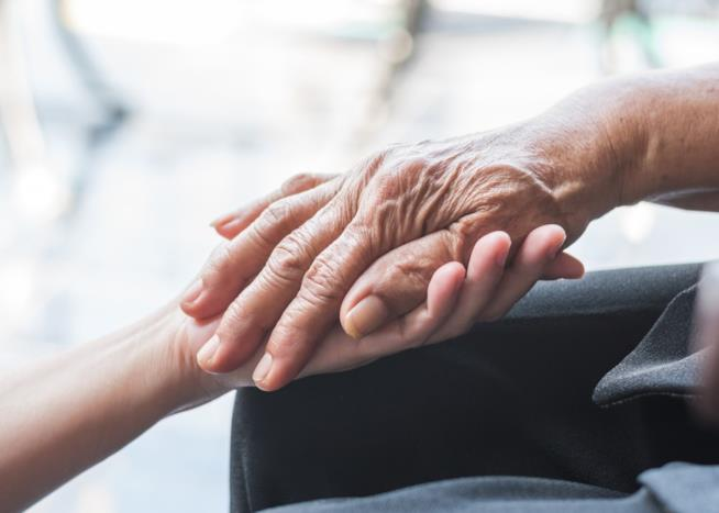 gentilezza verso gli anziani