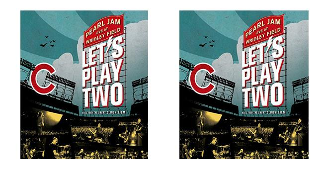 pearl jam lets play two blu ray