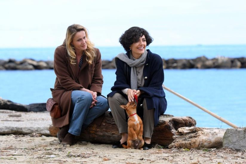 Serena Rossi e Licia Mascino