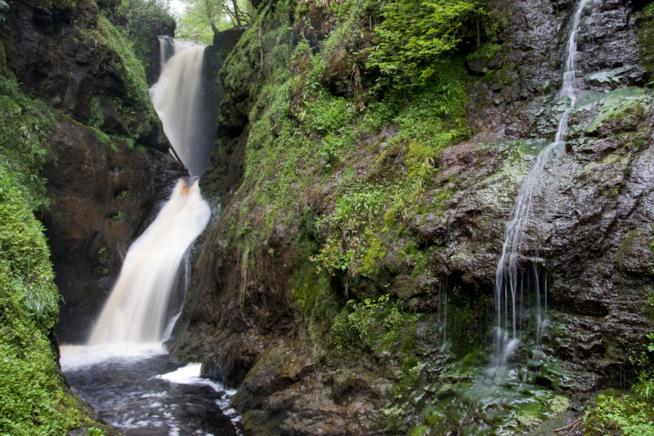 Glenariff, uno dei glen più belli di Antrim
