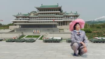 Una foto della mostra 3DPRK – Ritratti nordcoreani
