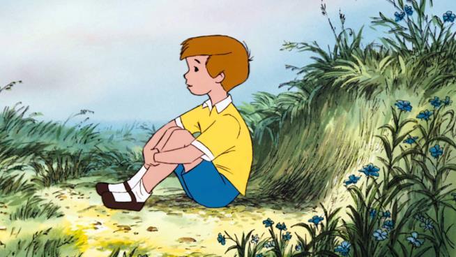 Il cartone animato Winnie The Pooh